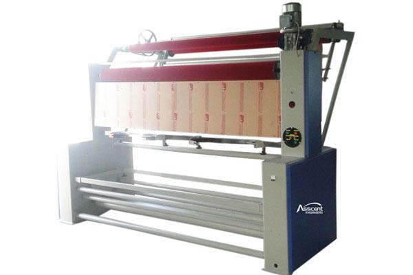 fabric inspection machine